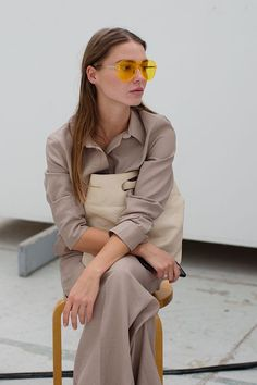 At Cecilie Bahnsen, Copenhagen Fashion Gone Rouge, Chanel, Street Style  Blog, Real 15ad5c873d12