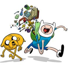 Jake & Finn.
