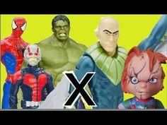 Hulk Homem Formiga Homem Aranha Spider Man Marvel  X Abutre Vulture Chuc...