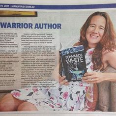 Thank you @themanlydaily for the amazing pic & article today!!! Woo hoo! #TowardsWhite