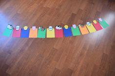 Granja animales mes Banner fiesta temática de por EllaBelllaDesigns