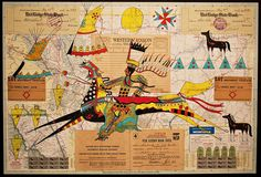 """""""Contemporary Native American Ledger Art: Drawing on Tradition"""" in the Hood Museum of Art through December 19, 2010 by Dartmouth Flickr, via Flickr"""