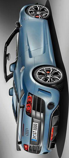 AUDI R8 GT SPYDER $490,000 by Levon
