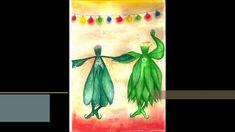 Ο χορός των μπιζελιών Tie Dye Skirt, Painting, Youtube, Painting Art, Paintings, Youtubers, Drawings, Youtube Movies
