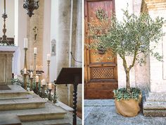 Olive trees or leaves might just be one of my favourite things used for wedding decor, it's rustic, organic and a little bit pretty all at the same time! This beautiful Tuscan wedding captured by LES AMIS PHOTO uses it … Continue reading →
