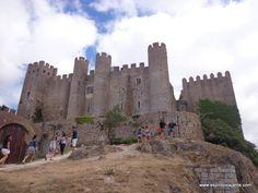 Óbidos, uma das vilas mais pitorescas de Portugal, como chegar, o que visitar em Óbidos, Mapas, Hotéis em Óbidos, restaurantes, dicas…