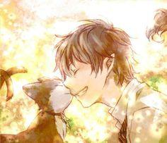 Kuro and Rin - Ao no Exorcist / Blue Exorcist Manga Anime, Fanart Manga, Comic Manga, Manga Boy, Anime Art, Kuro Ao No Exorcist, Blue Exorcist Anime, I Love Anime, Awesome Anime