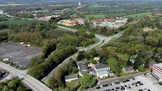 4K Full HD - 360° Grad - Panorama Video - Bad Segeberg Germany - video f...