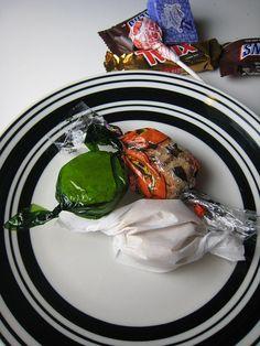 """Homemade Polveron """"Milk Candy"""" (Filipino).  xoxo"""