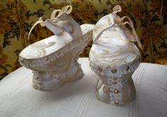 Venetian Chopines Shoes by PoppySeedRoll on Etsy