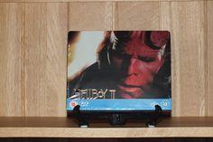 British Hellboy 2 bluray steelbook