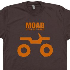 Hey, I found this really awesome Etsy listing at https://www.etsy.com/listing/110844582/moab-utah-jeep-t-shirt-off-road-4x4-got