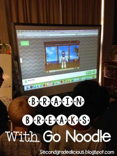Kristen Santey I really like this idea of implementing brain breaks in the classroom between transitions. The class I have observed with at Heights has used this in the classroom and the students love it. Go Noodle gets students up and moving Free Teaching Resources, Teaching Ideas, Subitizing, Numeracy, Indoor Recess, Whole Brain Teaching, Brain Gym, Grades, Classroom Fun