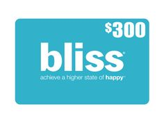 Treat yourself this spring! Enter here to win a $300 Bliss Spa gift card, exclusively for Ellen's newsletter subscribers.