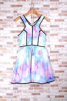 Psychodelic Dress