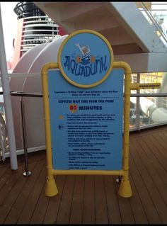 80 minute wait?   Oh,  Hell No.  That ship needs a fast pass system... A.S.A.P.