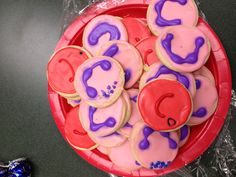 Hematology cookies for Lab week 2013. Notice the toxic granulation, malaria, and Pappenheimer bodies. Biomedical Science, Medical Laboratory Science, Science Humor, Science Geek, Lab Humor, Med Lab, Lab Tech, Hematology, Lab Rats