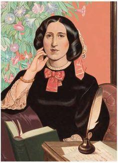 """Mary Ann Evans """"George Eliot"""" (1819–1880)"""