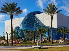 Discover an unparalleled collection of Salvador Dali artwork in an exceptional waterfront setting, the attraction in St Petersburg FL US, rain or shine. Salvador Dali Museum, Salvador Dali Artwork, St Petersburg Florida, Visit Florida, Day Trips, Travel Inspiration, Cool Art, Awesome Art, Places To Visit