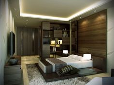 Bedroom Luxurious Guys Bedroom Decorating With Comfy White Bed And Wooden Cupboard Excellent Guys Bedroom Ideas