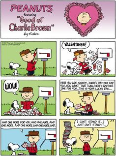 Peanuts for 2/9/2014 | Peanuts | Comics | ArcaMax Publishing