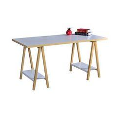 augusta trestle table