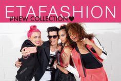 #ETAFASHION #moda #vestido #modafemenina #modamasculina #camiseta #chaqueta #jean #reloj #blazer #selfie # top #body #falda #nuevacoleccion #ETAFASHION #heart #love