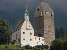 #Freundsberg castle in #Schwaz, Austria