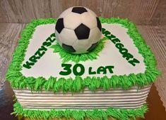 Torty ciasta i ciasteczka Joli: Dla fanów piłki nożnej