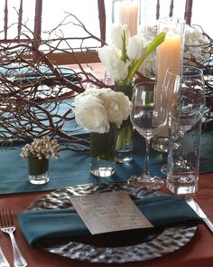 Nests made from vines are a sure sign of spring and a different take on a centerpiece vessel to hold peonies or other flowers.