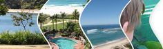 Blue Ocean Apartment, affordable waterfront luxury apartment in Palm Beach, Queensland with ocean so close and crystal clear waters of Currumbin Alley just around to spend your holiday as relaxed and filled with fun.