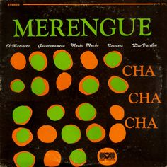 The Roper Dance Orchestra - Merengue and Cha Cha Cha (1973)