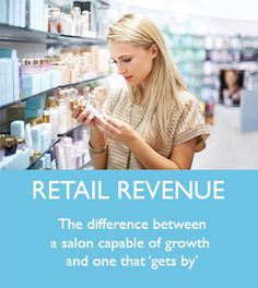 Retailing Tips for Salons. Strong retail sales are the difference between a salon that gets by and one that makes money. The power of retail should not be ignored