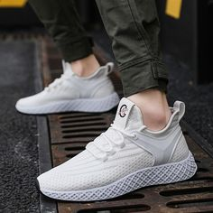 cd1f90f92e7 Mens breathable 3 colors running shoes. Thedarla. KevisbopSneaker