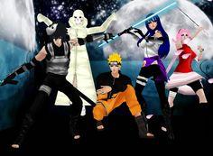 On IMVU Nowhere Naruto