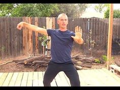 Exercise For Beginners Top 10 Tai Chi Moves for Beginners. Enjoy my favorite 10 Tai Chi Movements for Warmup, Cool Down, and Daily Tai Ji Quan practice! This is a great video for T. Tai Chi For Beginners, Workout For Beginners, Qi Gong, Aikido, Tai Chi Movements, Tai Chi Moves, Pilates, Tai Chi Exercise, Thai Chi