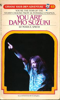 Mark E. Smith - You Are Damo Suzuki (not a genuine publication). Can Band, Dangerous Minds, All About Music, Progressive Rock, Music People, Good Jokes, Film Music Books, Post Punk, Pulp Fiction