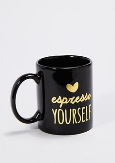Espresso Yourself Mug | rue21