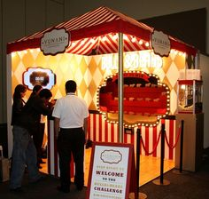 "Vunani exhibition stand | IRF 2012 by XZIBIT`S ""EYE LOVE CANDY"" PORTFOLIO, via Flickr"
