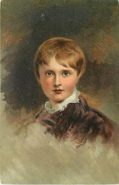 The little King of Rome, Napoleon Bonaparte's son with his empress and second wife, Arch Duchess Marie Louise of Austria, Princess of Hungary and Bohemia.  Napoleon, King of Rome,  was also known as Franz, Duke of Reichstadt.  He outlived his father but died at age twenty and never got to rule France.