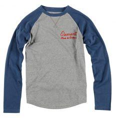 ELEMENT Unchained Boy dark denim sweat-shirt crew enfants 30,00 € #element #sweat #sweatshirt #hoodie #hoody #blackfriday #skate #skateboard #skateboarding #streetshop #skateshop @playskateshop