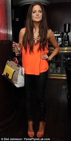 Binky Felstead - I want everything in this image