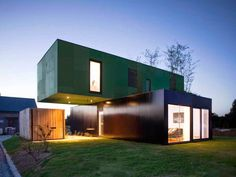 Valuable 12 Minimalist Container House On Container Unique Design Minimalist House Concept ~ DESIGN OF HOUSE