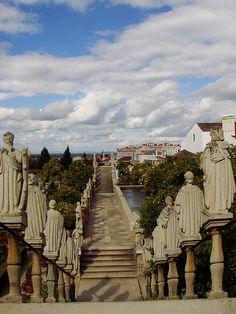 Castelo Branco - Jardim Episcopal, Portugal