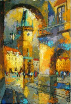 Por amor al arte: Slava Posudevsky