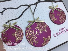 It's Wednesday again and I'm back with more Christmas inspiration from the Art With Heart Team. Did you know there are only 22 Wednes...