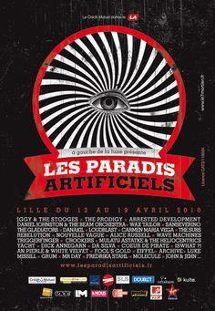 Les Paradis Artificiels 2010, Lille