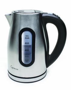 Capresso 276.04 H2O Pro Programmable Cordless Water Kettle, Brushed Stainless Steel Capresso,http://www.amazon.com/dp/B004O4TOSC/ref=cm_sw_r_pi_dp_qlwttb1CEJN9EBQB