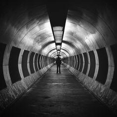 tunnel vision by Jon DeBoer