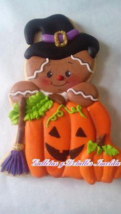 ternura en halloween | Cookie Connection